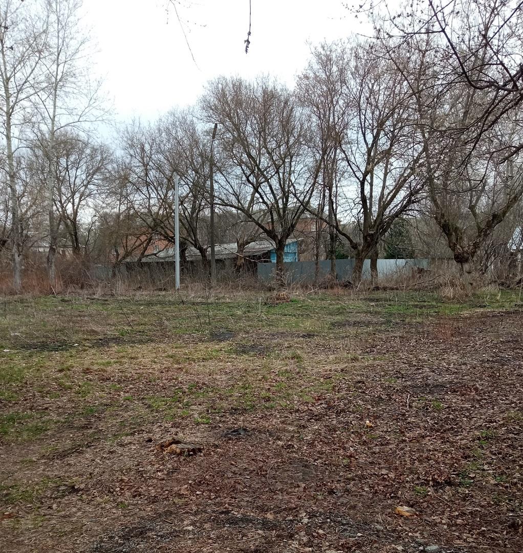 Обустройство спортивной  площадки в п. Майский, ул.Шахтеров, напротив дома №18 Узловского района